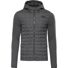 The North Face Thermoball Gordon Lyons Hoodie Jacket Herr tnf black/tnf dark grey heather